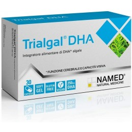 TRIALGAL DHA 30 CAPSULAS