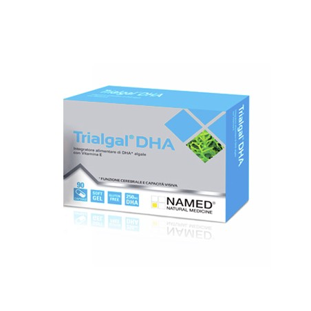 TRIALGAL DHA 90 CAPSULAS
