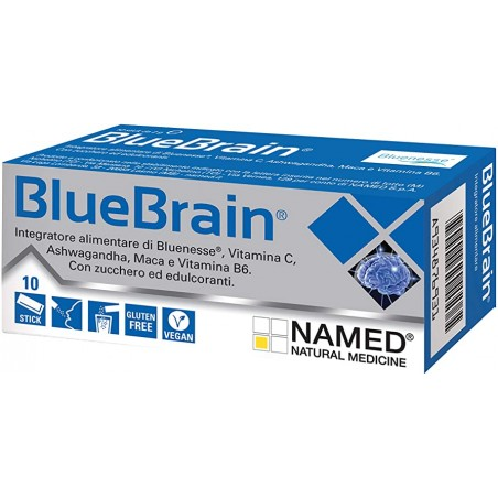 BLUE BRAIN 10 SOBRES