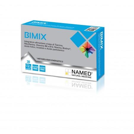 BIMIX complejo vitamina B 30 comp